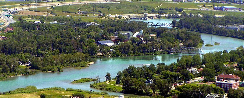 Bow River Central